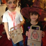 Zombie and a witch